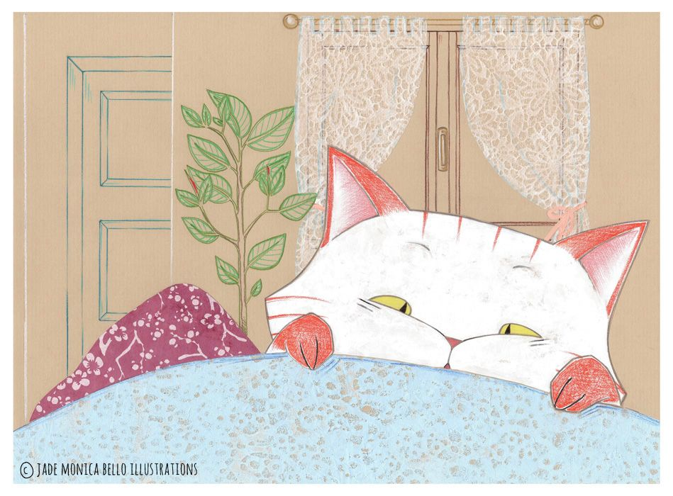 Lo Strambo Ballerino Tav-5, cat, children illustration, tale, collage