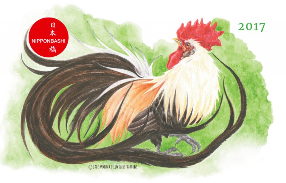 Year of the Rooster | Jade Monica Bello