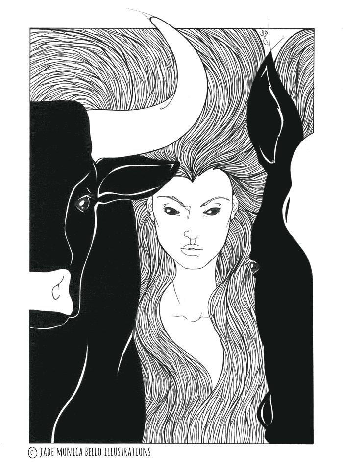 Tauromaquia | Jade Monica Bello