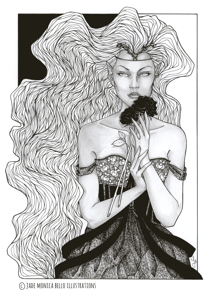 Tephelia | Jade Monica Bello